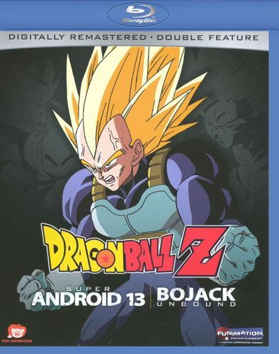 DragonBall Z: Super Android 13/Bojack Unbound [Blu-ray]
