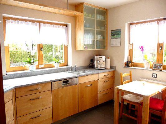 Die besten 25+ weiß Holzküchen Ideen auf Pinterest Ideen für die - wasserhahn küche weiß
