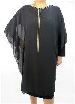 Şifon Abiye Elbise