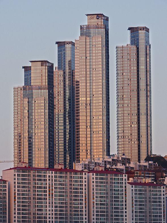 Haeundae - Busan - South Korea