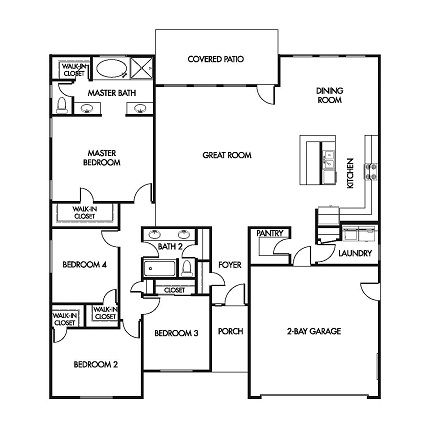 169 best images about dream floor plans on pinterest 3 for Best floor plan ever