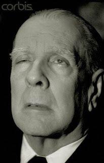 Borges todo el año: Jorge Luis Borges: Prólogo [La moneda de hierro] Foto original color: Diego Goldberg/Sygma/Corbis 1976