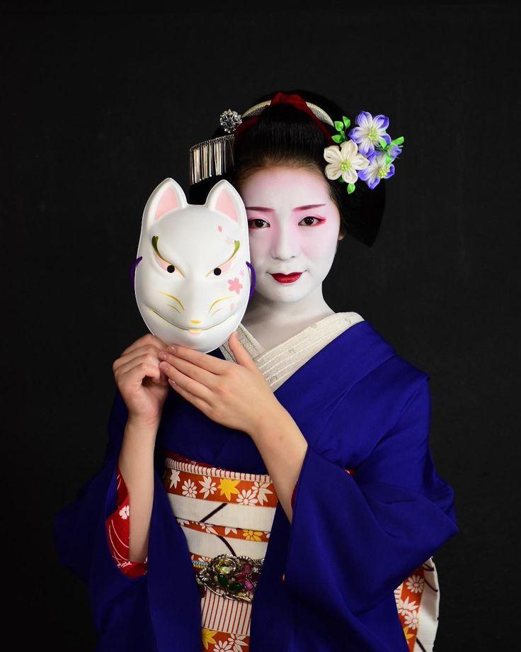 Disguise dragon geisha costume teen