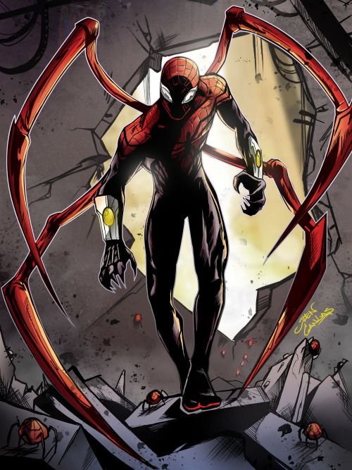 Superior Spider-Man - Glen Canlas