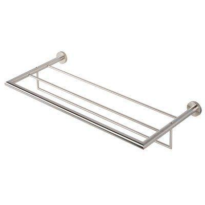 Train Rack, Geesa Stainless Steel Towel Rack Or Towel Shelf With Towel Bar Pictures Gallery