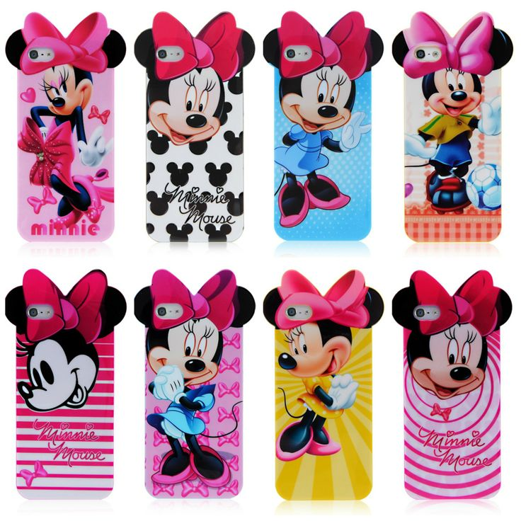 Cutest Disney Minnie Mouse iPhone 5 Cases #iphone5case #disney #minniemouse #disneycase #minniecases $4.92