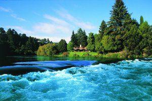 Classic Huka Lodge where luxury meets nature