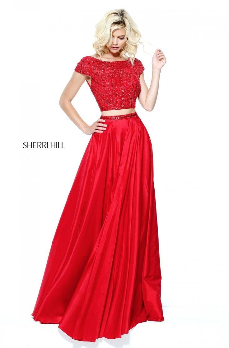 10 best Prom 2017 Dresses! images on Pinterest | Sherri hill dress ...