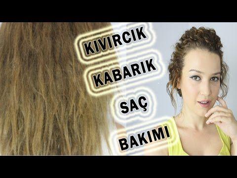 Kabaran Kıvırcık Saç Bakımı ve Tüyolar - YouTube