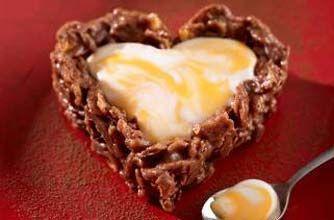Cadbury Creme Egg chocolate hearts | Creme egg recipes recipe - goodtoknow