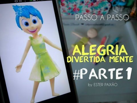Tutorial ♡ Raiva do Filme Divertida Mente - YouTube