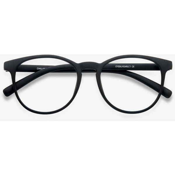 Men's Chilling - Black round plastic - 12945 Black Rx Eyeglasses ($15) ❤ liked on Polyvore featuring men's fashion, men's accessories, men's eyewear, men's eyeglasses, glasses, accessories, mens eyeglasses, mens round eyeglasses and mens eyewear