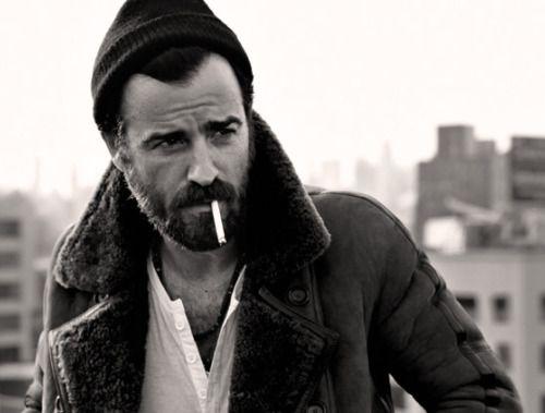 Urban Beardsman | beardbrand: Justin Theroux.