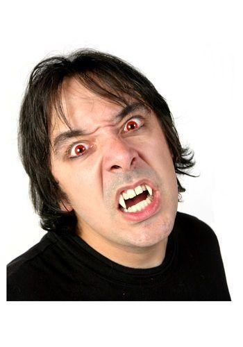 Retractable Vampire Fangs ($14.99) True Blood Inspired   HalloweenCostumes.com