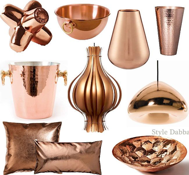 copper home decor styledabbajpg 650600 big bang bar pinterest home decor accessories tom dixon and home decor