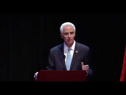 WATCH: Crowd Bursts Into Laughter When Charlie Crist Calls Hillary Clinton…
