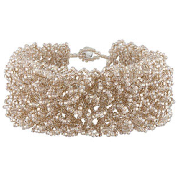 Champagne Taste Bracelet   Fusion Beads Inspiration Gallery