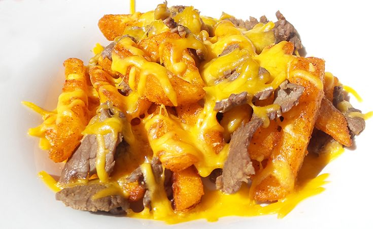 Spicy Carne Asada Fries With Ore-Ida