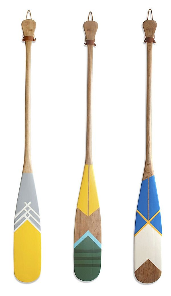 Paddles by Norquay