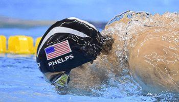 Майкл Фелпс побил рекорд Олимпиад 2000-ой давности | Head News