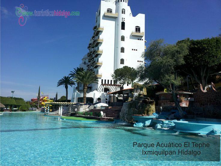 Balneario Baño Grande Mixquiahuala:Balneario El Tephe Hidalgo
