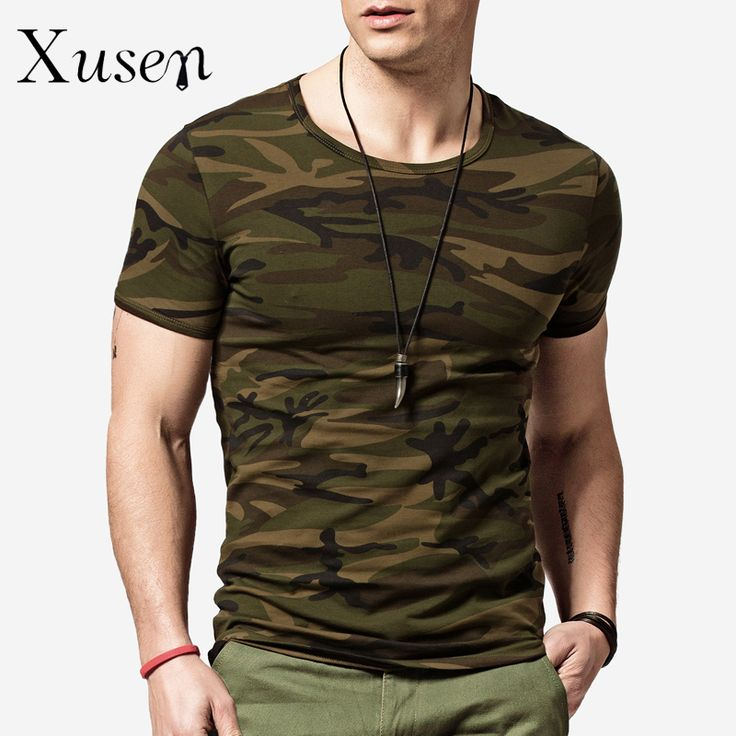 Summer style is here! @www.premiumcamosupply.com  Camouflage Short Sleeve Army Tee //Price: $30.95 & FREE Shipping //     #style