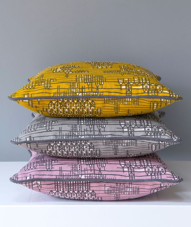 West Riding Cushions