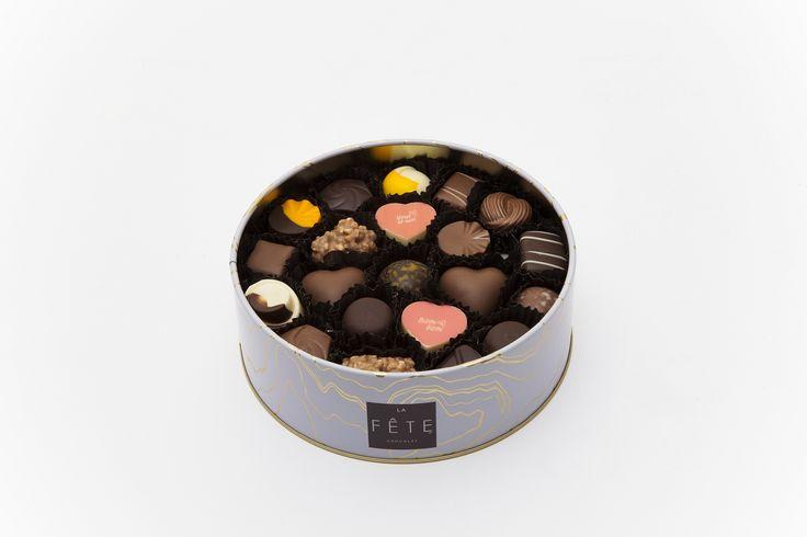 La Fête gives you delicious ways to celebrate Valentines. #lafetechocolat