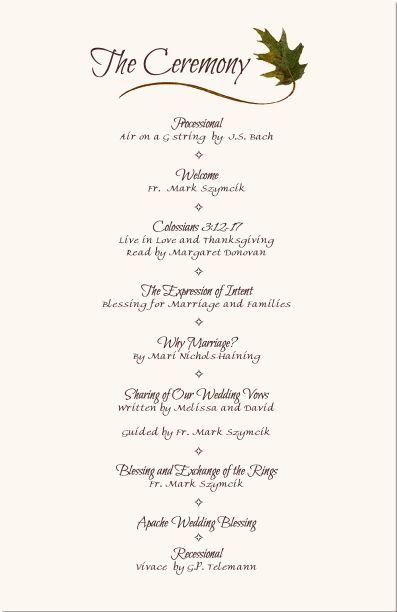 25+ cute Wedding reception program sample ideas on Pinterest - wedding agenda sample