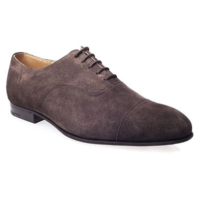The classic Oxford shoe from Church's.Foxley Brown Suede a perfect matching shoe for men.Visit here http://www.ashtonmarks.com/Church-s-Foxley-Brown-Suede-Leather-Oxford-p/cf-foxl-brs.htm