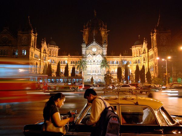 Mumbai, India #AAtoAsia