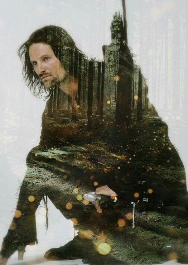 Argorn son of Arathorn J.R.R Tolkien Lord of the rings