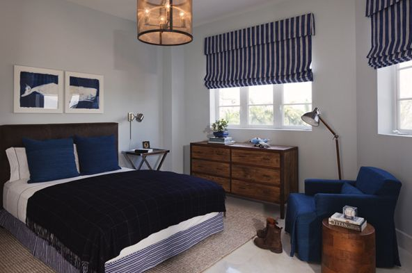 Decorpad Lauren Stern Design Big Boy S Blue Bedroom