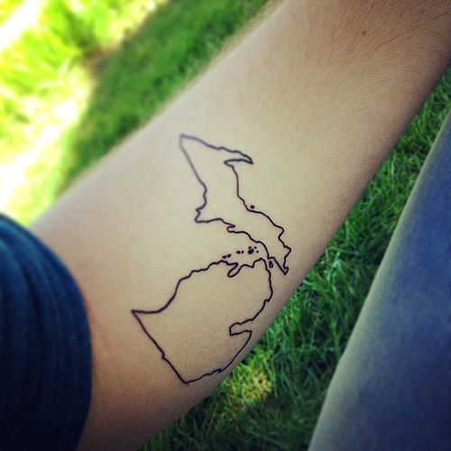 17 best images about home home on pinterest michigan for Best tattoo artists in michigan
