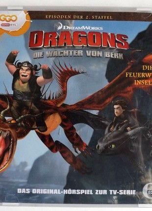 Kaufe meinen Artikel bei #Mamikreisel http://www.mamikreisel.de/sonstige/48692765-dragons-toggo-cd-musik-und-horspiele-fur-kinder#dragons #kindercd #Kinderbuch #hörspiel #hörbuch