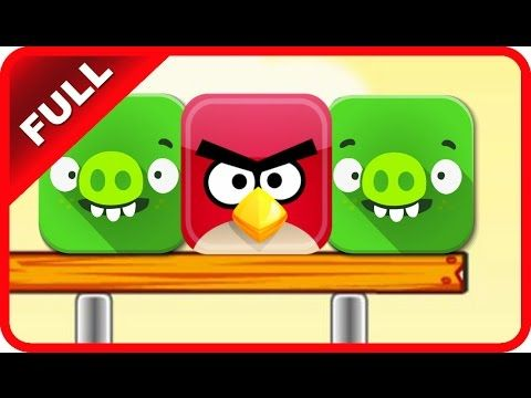 Angry Birds Online Games - Episode Angry Birds Pigs Out Levels 1-25 - Rovio Games - YouTube