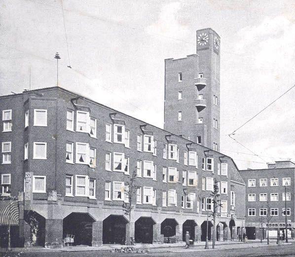 Amsterdamse-School | Mercatorplein