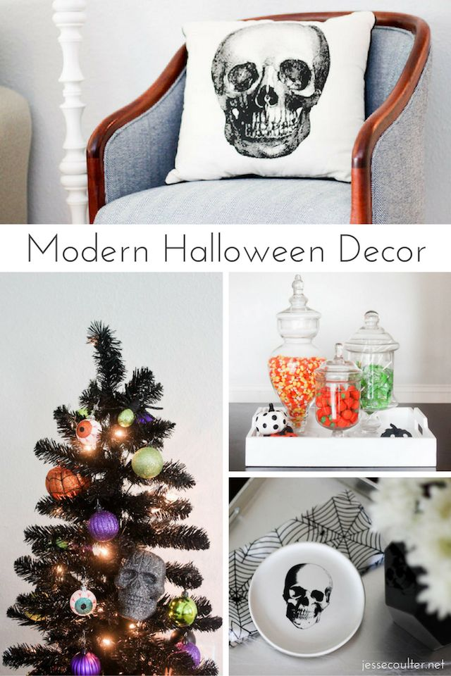 5 Ways to Decorate For Halloween