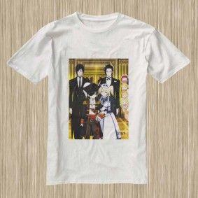 Black Butler 18W  #Black Butler  #Anime #Tshirt