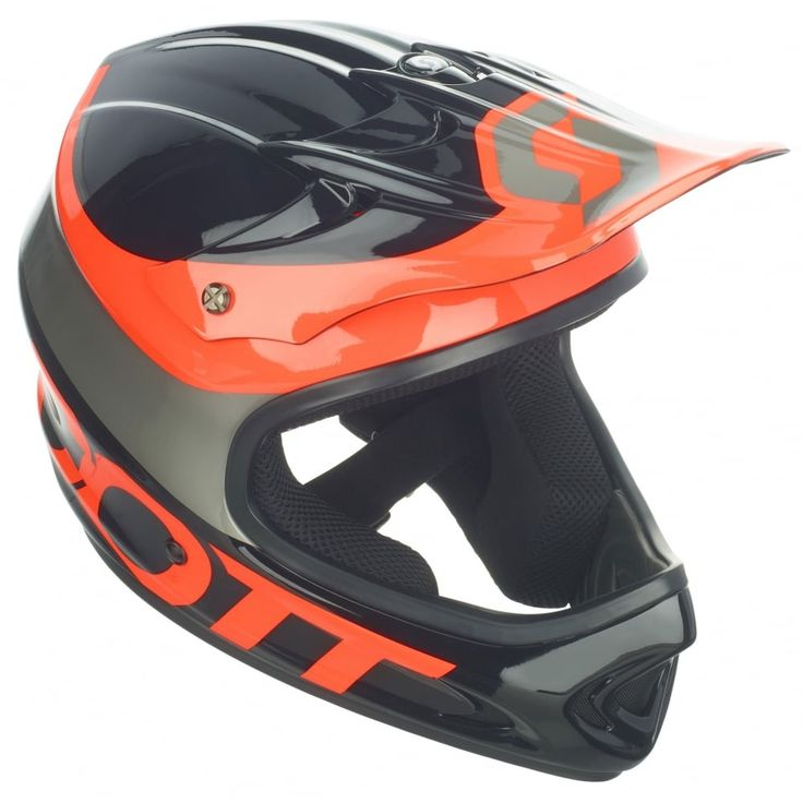 Scott Spartan Full Face Helmet (2017) - Helmets from Westbrook Cycles UK
