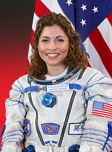 Anousheh Ansari born September 12, 1966, in Mashhad, Iran is an Iranian-American engineer and co-founder and chairwoman of Prodea Systems. Her previous business accomplishments include serving as co-founder and CEO of Telecom Technologies, Inc. (TTI). The Ansari family is also the title sponsor of the Ansari X Prize. On September 18, 2006, a few days after her 40th birthday, she became the first Iranian in space. http://en.wikipedia.org/wiki/Anousheh_Ansari