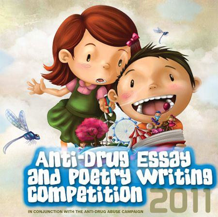 Anti-Drug Essay and Poetry Writing Competition 2011 - Primary