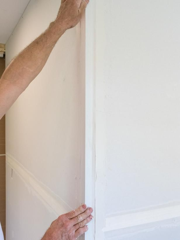 How To Hang Drywall In 2020 Hanging Drywall Man Cave Home Bar Drywall