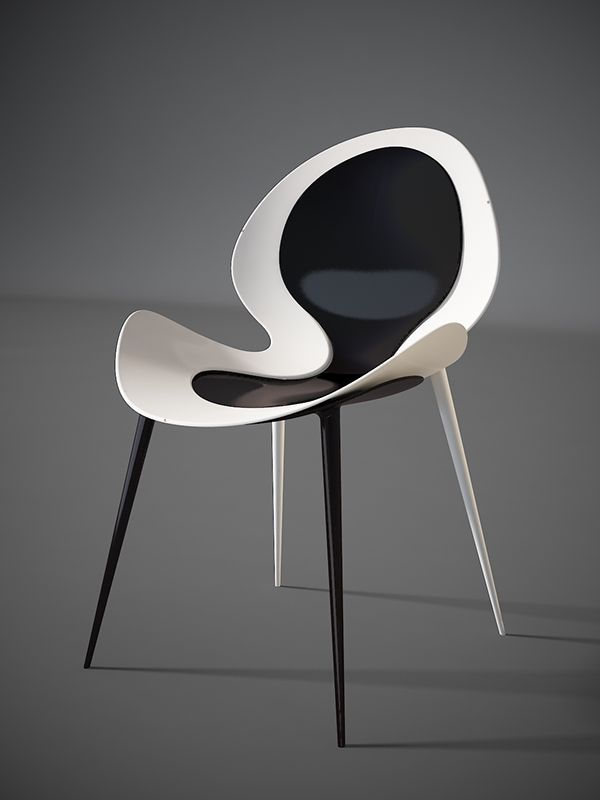 ЖAR chair concept #design #pin_it @mundodascasas See more here: www.mundodascasas.com.br