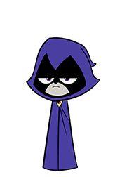 Raven - Teen Titans Go! Wiki - Wikia