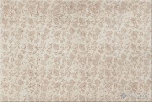плитка Cersanit Бино маленькие цветы 30x45 крем