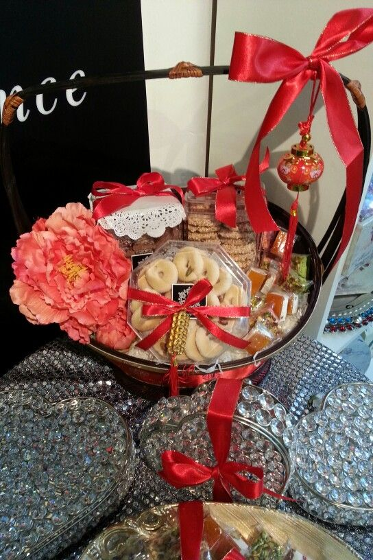 Mediterranean Hamper for Chinese New Year