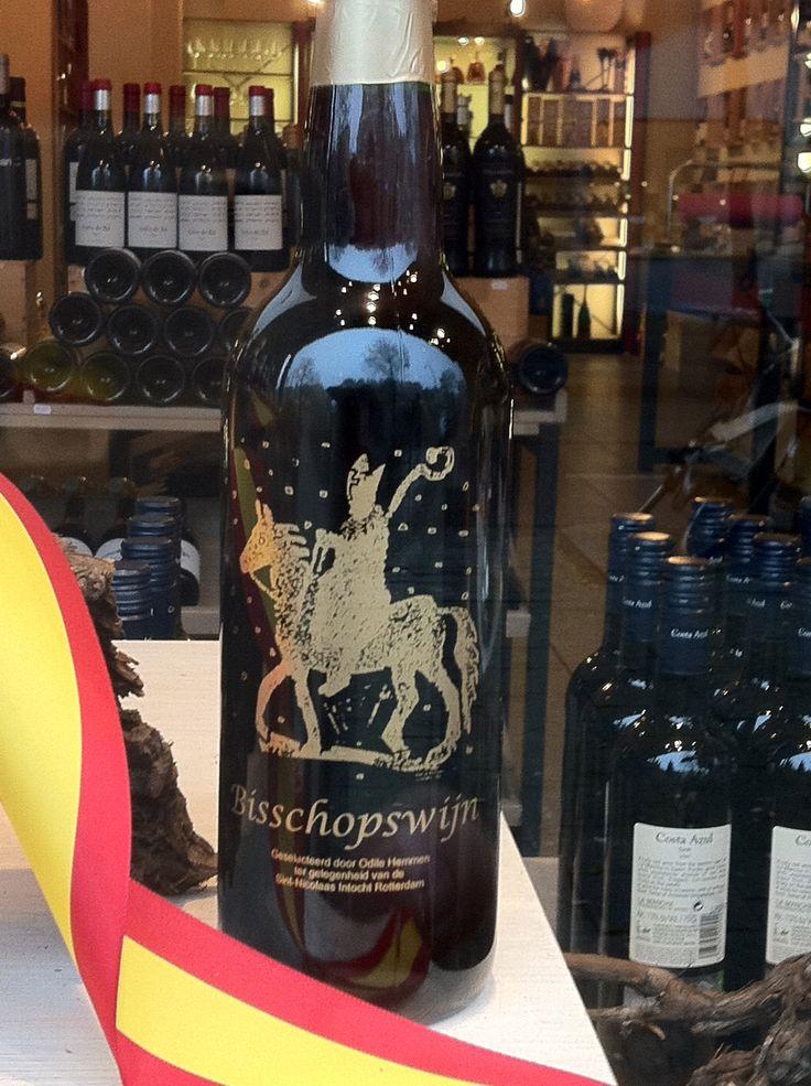 Bisschopswijn - en hier een uitleg hoe zelf te maken http://www.kookjij.nl/recept-bisschopswijn