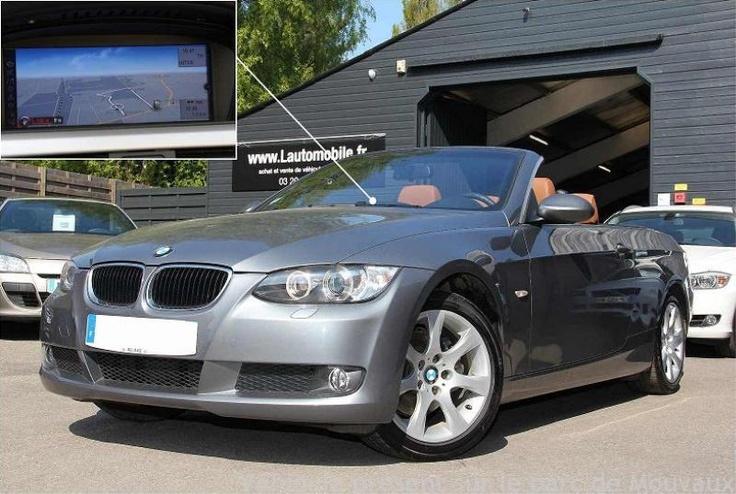 OCCASION BMW SERIE 3 (E93) CABRIOLET 320DA 177 LUXE