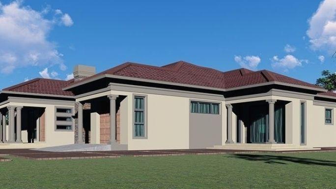 Pin On Modern House Plan Design